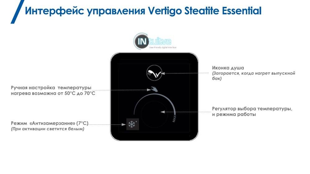 Atlantic Vertigo Steatite Essential 100 купить киев